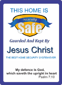 Home Security By Jesus