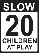 Slow 20 Children At Play