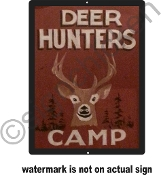 Deer Hunters Camp