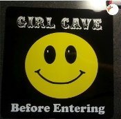 Girl Cave -  Happy Face