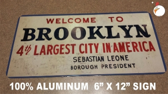 Welcome To Brooklyn -