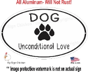 Dogs, Unconditional Love